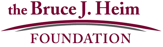 the Bruce J. Heim Foundation